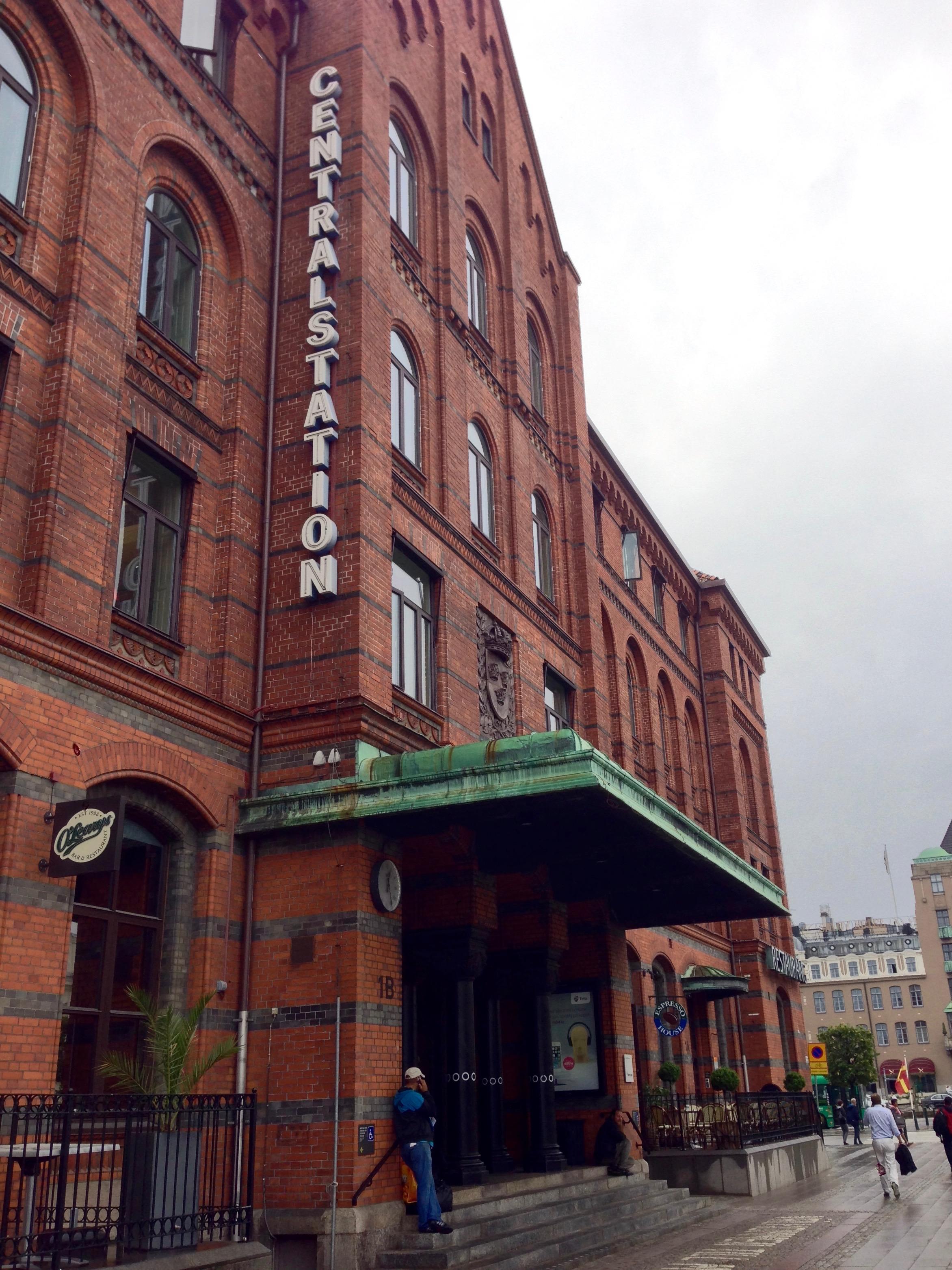 Malmö Centralstation - Centralplan 2