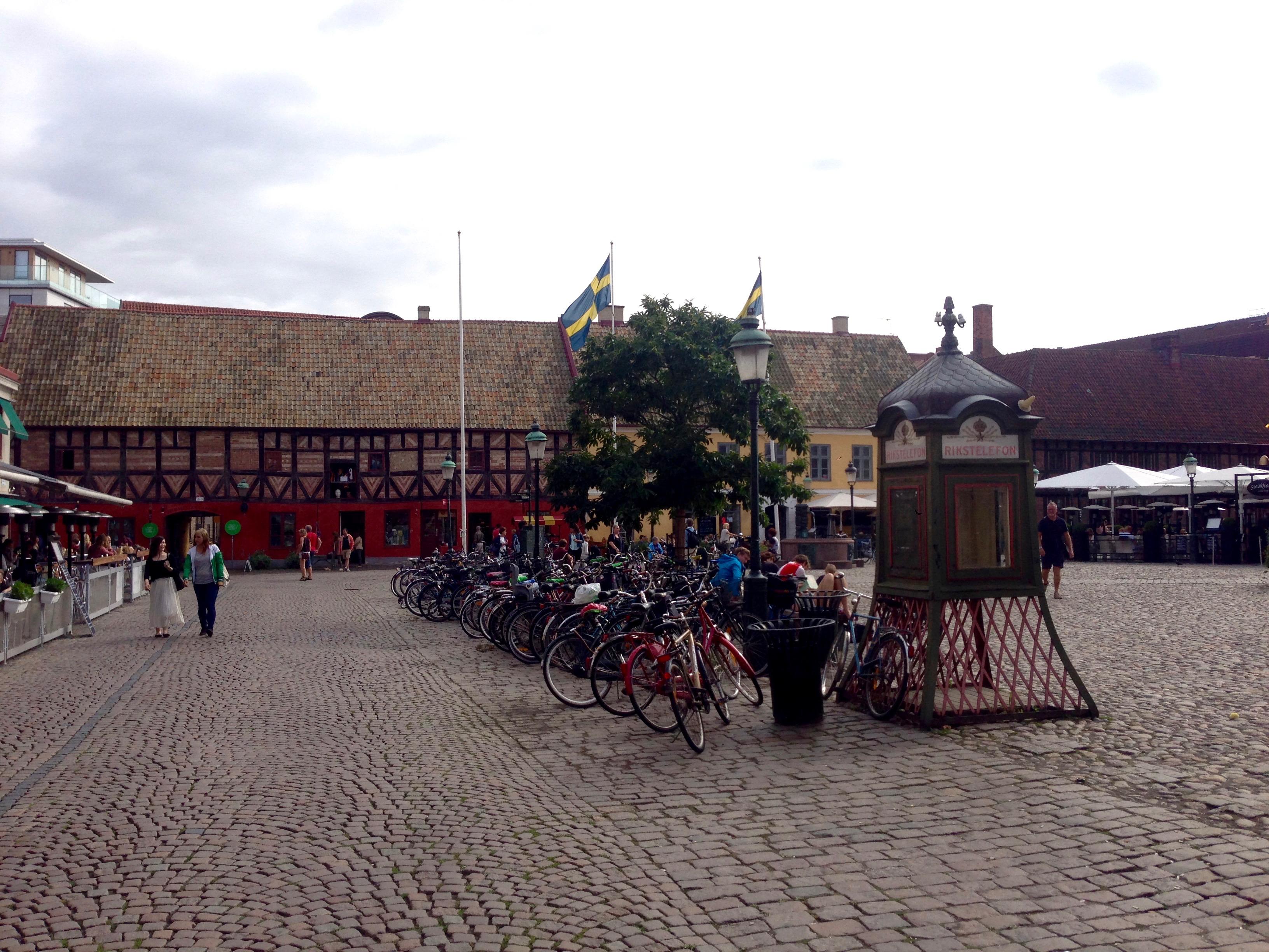 Restaurants next to Stortorget Square - Lilla torg 9